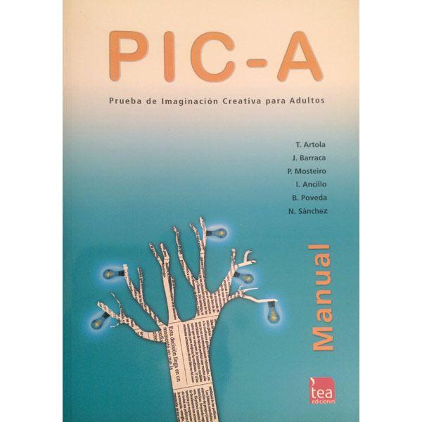 PIC-A Prueba de Imaginación Creativa para Adultos